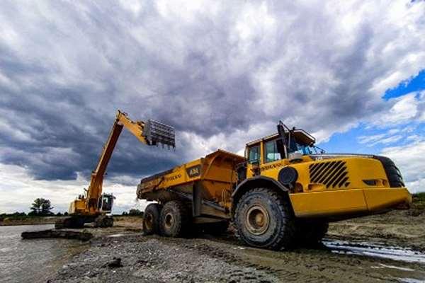 Serwis maszyn budowlanych w Małopolsce